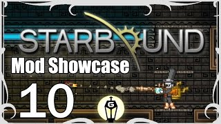 Let's Play Starbound 1.0! Today's mod showcase takes a look at still more nifty QOL mods plus some cool new weapons! Today's Showcased Mods: Weapon ...