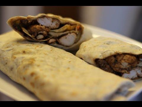 How to make Chicken Shawarma   Nigerian food   African food