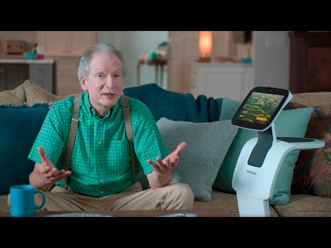 medisane, robot, en casa, móvil