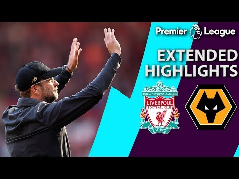 Liverpool V. Wolves | PREMIER LEAGUE EXTENDED HIGHLIGHTS | 5/12/19 | NBC Sports