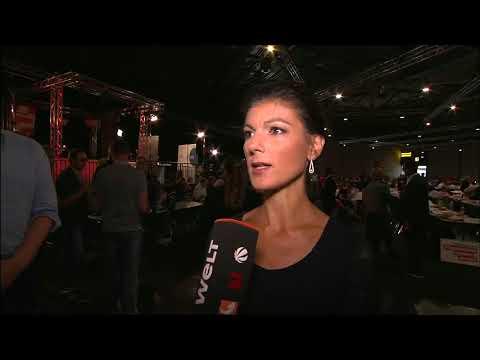 """Sarah Wagenknecht: """"Die Parteispitze muss aufhören die  ..."""