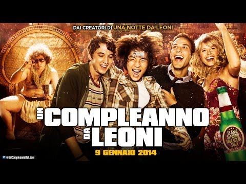 Preview Trailer Un compleanno da leoni