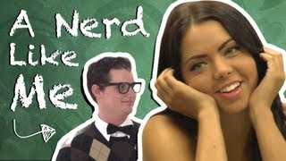 """Taylor Swift You Belong With Me parody  """"A Nerd Like Me"""" by Mike Rayburn"""