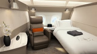 Video Singapore Airlines A380 First Class Suite London to Singapore (PHENOMENAL!) MP3, 3GP, MP4, WEBM, AVI, FLV Maret 2019