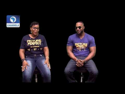 EN: Bolanle Ninalowo Becomes Thug In 'Picture Perfect' Movie