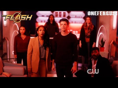 "The Flash 6x08 ""Crisis Begins"" Ending Scene Season 6 Episode 8 HD ""Barry Allen, Pt. 2"""