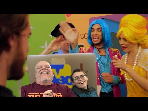 """REACTION VIDEOS   """"Magic Funhouse"""" Episode 1 - ABSOLUTELY HYSTERICAL!"""