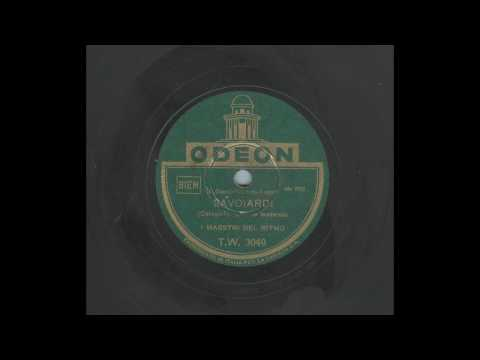 I Maestri del Ritmo – Savoiardi (Italian Swing of 1942)