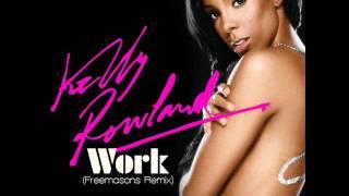 Kelly Rowland   Work male version