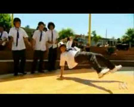 Jonah Takalua Montage Ep 1 - Summer Heights High