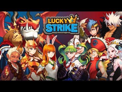《幸運一擊 : 老虎機RPG》手機遊戲玩法與攻略教學! [LuckyStrike: Slotmach
