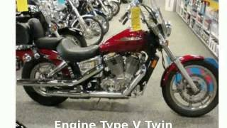 2. 2005 Honda Shadow Spirit Specs