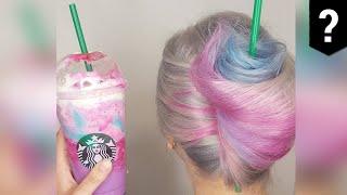 인터넷 — 음, 머리카락에 당뇨병을 부를 듯한 디자인이네요!미국, 스타벅스의 유니콘 프라프치노라는 음료가 아주 인기가 많은데요, 캐나다, 위니페그의 한 스타일리스트는 유니콘 프라프치노의 빛을 머리카락에 입히기로 했습니다.켈리 오 리어리 우드포드 씨는 고객들의 무지개 빛 털들을 인스타그램에 올리고 있는데요, 당연히 유니콘의 오색찬란한 빛깔들을 하고 있습니다.그러나 우드포드 씨만이 이에 영감을 받은 유일한 스타일리스트는 아닙니다.세인트 루이스 지역의 헤어 스타일리스트, 캐틀린 포드 씨도 또한 미친듯한 솜씨에 유니콘 트렌드를 적용시켰는데요, 결과는 이러합니다. 만화경처럼 색깔이 피어올라있네요!그러나 꼭 무지개빛깔과 유니콘만이 유니콘 프라프치노의 특징만은 아닙니다.미국 이곳 저곳의 스타벅스 바리스타들은 이 설탕범벅 음료를 만드는데 드는 노력이 장난아니라며 한탄하고 있습니다그건 그렇고, 스코틀랜드가 유니콘을 정말 좋아라 하나 본데요,이 건 괴물이 아니라 유니콘이예요, 스코틀랜드 공식 동물이죠. 뻥치냐구요? 진짜예요. 한번 찾아보세요.-----------------------------------------토모뉴스는 리얼 뉴스 최고의 소식통입니다. 저희들은 인터넷에서 가장 재미있고 이색적이며, 가장 많이 화제가 되고 있는 이야기들을 다룹니다. 저희가 말하는 톤은 과감하며, 필터가 없습니다. 여러분들이 웃으면, 저희도 웃습니다. 여러분들이 분노하면, 저희도 분노합니다. 있는 그대로 이야기를 전해드립니다. 토모뉴스는 이야기들을 애니메이션화할 수 있기 때문에, 본 적, 들은 적도 없는 뉴스를 여러분들께 전달해드립니다.