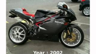 7. MV Agusta F4 750 Senna  Specification superbike motorbike Features Dealers Info Details