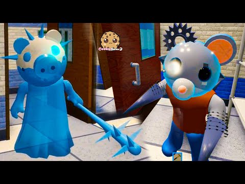 Frostiggy New Skin Piggy BOOK 2 Chapter 4 Safe Place Cookie Swirl C Roblox