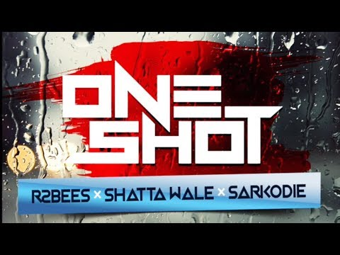 , title :'R2Bees ft Shatta Wale & Sarkodie - One Shot (Official Audio)'