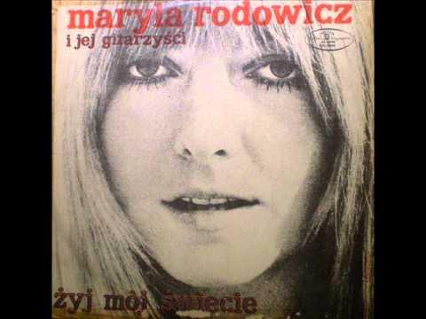 Maryla Rodowicz - Ludzie, kocham was lyrics
