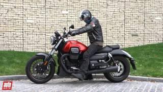 10. 2015 Moto GUZZI 1400 AUDACE Essai AutoMoto