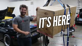 $61,000 CRATE. The most INSANE 4 ROTOR update by Rob Dahm