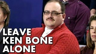 Video Leave Ken Bone Alone! MP3, 3GP, MP4, WEBM, AVI, FLV Maret 2018