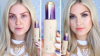 Tarte Rainforest Of The Sea Water Foundation ♡ First Impression Review by Shaaanxo