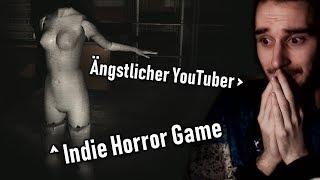 Ich spiele ein Indie Horror Game