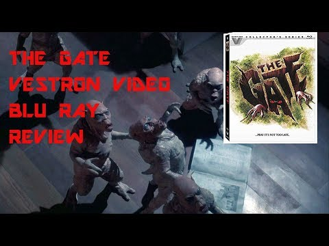 The Gate 1986 Review   Vestron Video Blu Ray