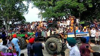 71/72 Crack Mehkma John Deere Vs Swaraj 744 Tochan Mukabla Pind Budhi Tanda Hoshiarpur Punjab