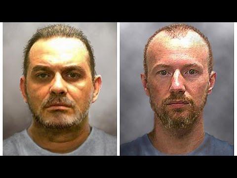 ΗΠΑ: Εντείνονται οι έρευνες για τους δύο δραπέτες