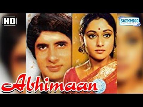 Video Abhimaan (HD) - Amitabh Bachchan - Jaya Bachchan - Asrani - Superhit Hindi Movie with Eng Subs download in MP3, 3GP, MP4, WEBM, AVI, FLV January 2017