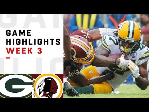 Packers vs. Redskins Week 3 Highlights | NFL 2018 - Thời lượng: 9:58.