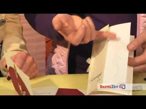 Bastelzeit TV 34 - Karten zur Hochzeit