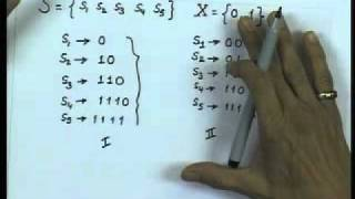 Mod-01 Lec-08 Instantaneous Code And Its Properties