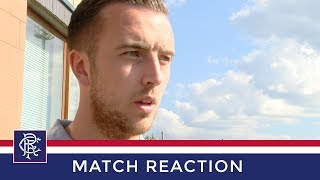 Danny Wilson talks to Rangers TV after the friendly with St Johnstone and spoke about his return from injury. CLICK to subscribe...