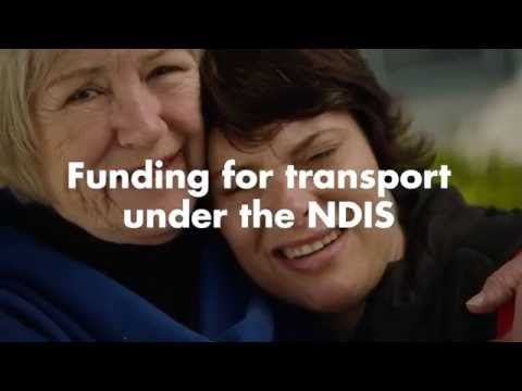 Funding for Transport under the NDIS