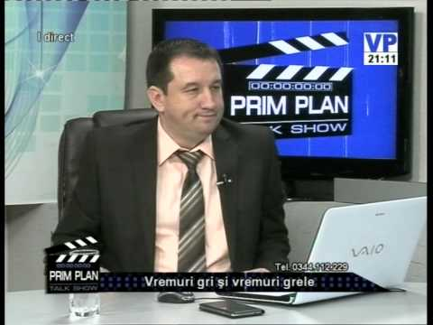 Emisiunea Prim Plan – Virgil Guran și Victor Preda – 9 decembrie 2014