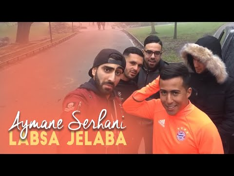 Aymane Serhani ft. Mourad Majjoud - Labsa Jelaba |  \u200eلابسة الجلابة (Clip Selfie) (видео)