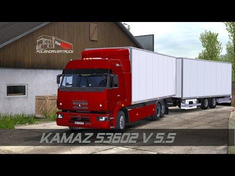 Kamaz 53602 v5.5
