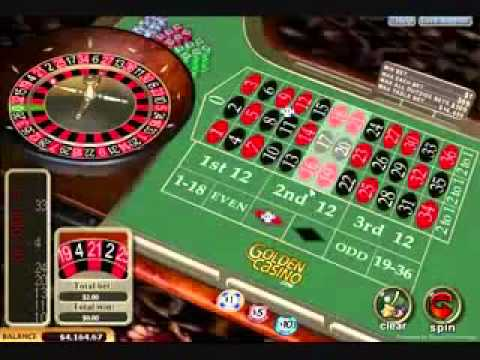 A really good roulette system! Roulette winning strategy!