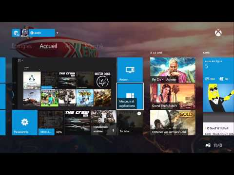 comment installer youtube sur ps4
