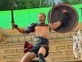 The Legend of Hercules Behind the Scenes 'Shirtlessness'