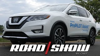 Nissan's ProPilot Assist could be a commuter's best friend   new messages by Roadshow