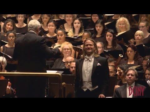 Keith Harris in Carmina Burana
