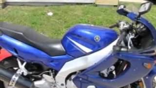 10. 2005 Yamaha YZF-600R -  - Austin, TX
