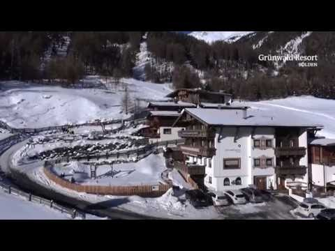 GRUNWALD RESORT SOLDEN l Apartments & Chalets Ski in and Ski out