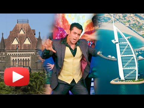 Salman Khan's Dubai Tour with TERMS and CONDITIONS