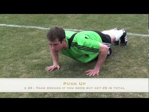 fitness training - Soccer Fitness Training Drills for Youth- Free eBook, Soccer Training Videos, and Weekly Soccer Tips - Click Here - http://www.the-soccer-essentials.com Socc...