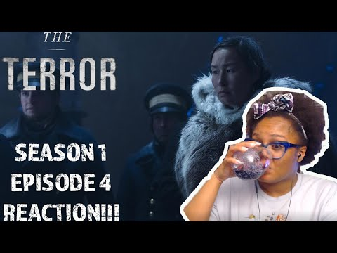 "THIS THING IS SMART! | The Terror S1E4 ""Punished As A Boy"" Reaction!!"