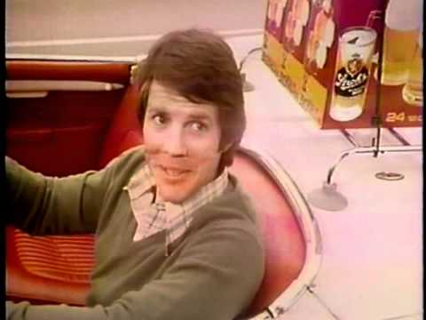 Strohs Beer 1978 TV commercial