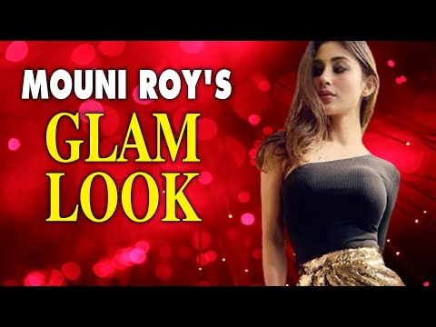 Mouni Roy amps up her glam quotient, shares beautiful pictures.